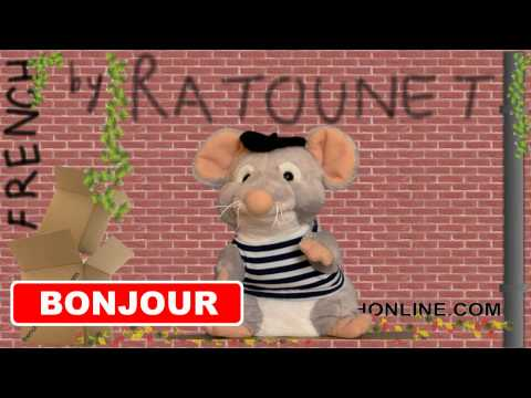 Basic French: RATOUNET sings