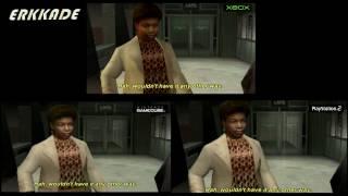 Comparison - True Crime: Streets of LA PS2 vs GC vs Xbox