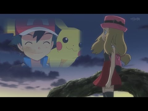 Pokemon XY AMV  Ash and Serena Memories  Direct  Memory