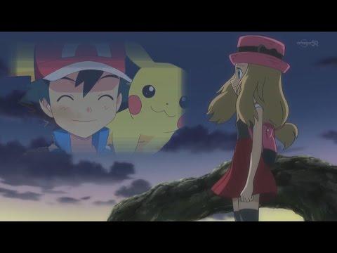 Pokemon XY AMV  Ash and Serena Memories  Direct  Memory