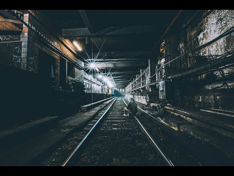 Abandoned Subway Station Boston
