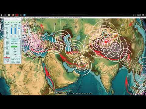 2/14/2018 -- Earthquakes reaching out from West Pacific -- Keep Watch