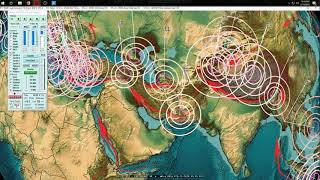 2/14/2018 -- Earthquakes reaching out from West Pacific -- Keep Watch thumbnail