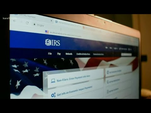 How to track your IRS stimulus check with the Get My Payment tool