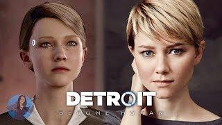 Detroit: Become Human, Voice Actor Valorie Curry as Kara   VA Spotlight