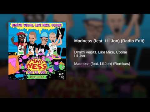 Madness (feat. Lil Jon) (Radio Edit)