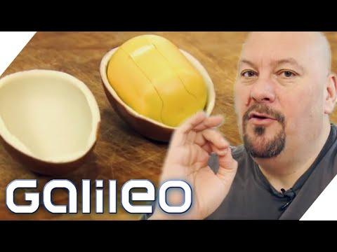 Ü-Eier Selber Machen - So Einfach Geht's! Schmeckt Es Jumbo? | Galileo | ProSieben