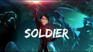 Soldier | Trollhunters