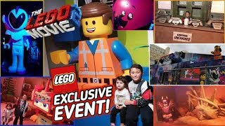 *EVERYTHING IS AWESOME!* THE LEGO MOVIE 2 ULTIMATE EXPERIENC...
