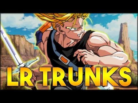 LR TRUNKS IS HERE! THE GRIND TO SA 20 CONTINUES! (DBZ: Dokkan Battle)