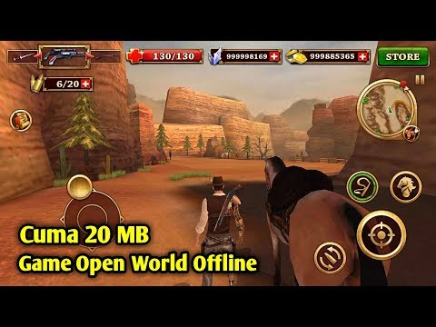 Cuma 20 MB Game Open World Offline + Mod Unlimited Money - 동영상
