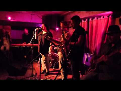 Noa Golan Barel Blues Band - Ain't No Way