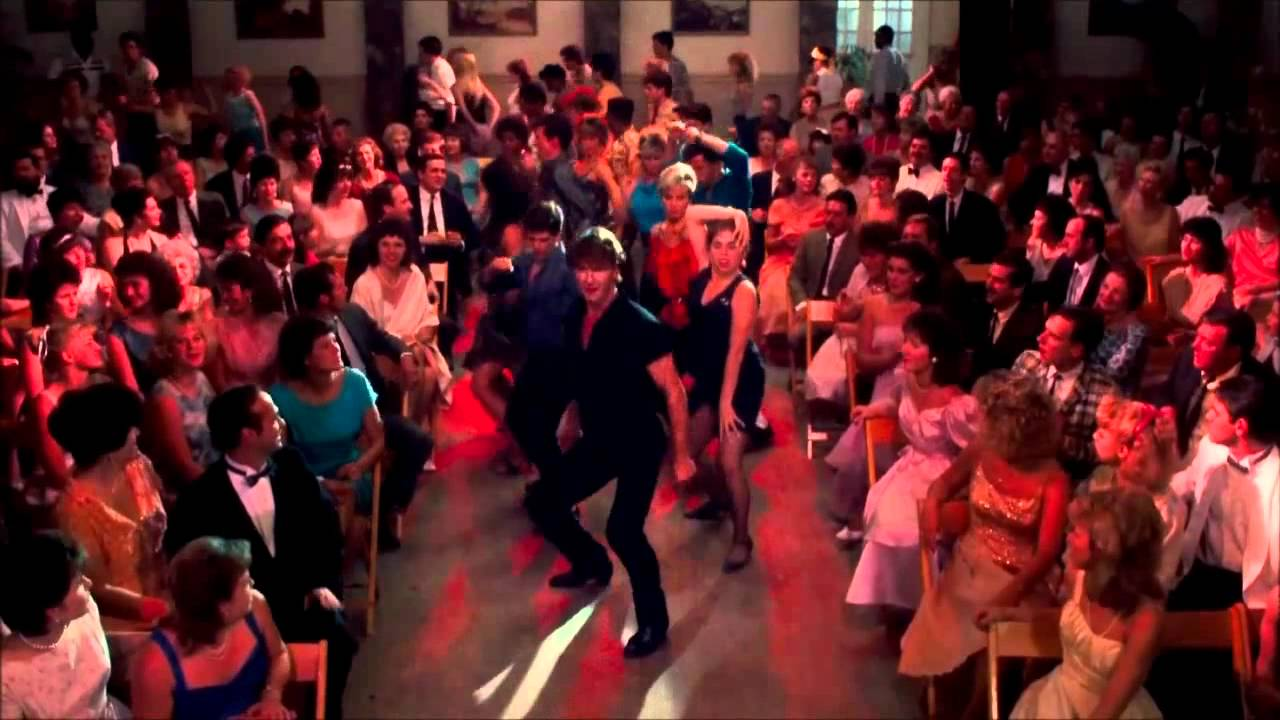 Image result for Dirty Dancing dance