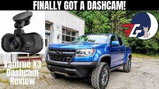 BEST Dash Cam under $150 bucks! Vantrue X3 HD Wifi Dashcam REVIEW