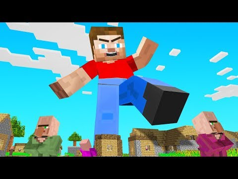 MINECRAFT But We Are GIANTS!