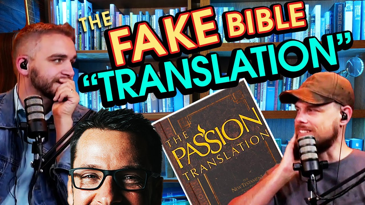 THIS is why you need to CHUCK The Passion Translation