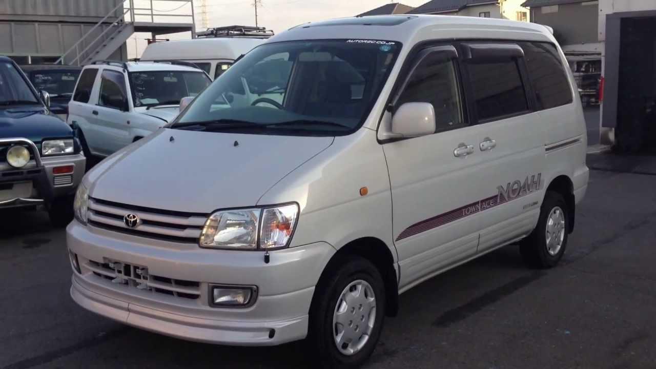 Toyota Townace Noah Sold To Tanzania Youtube