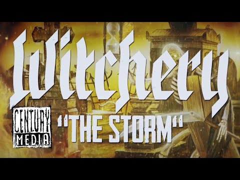 WITCHERY - The Storm (Lyric Video)