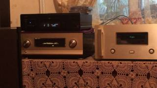Accuphase A-50 Luxman C-9 Technics SB-8000 Denon
