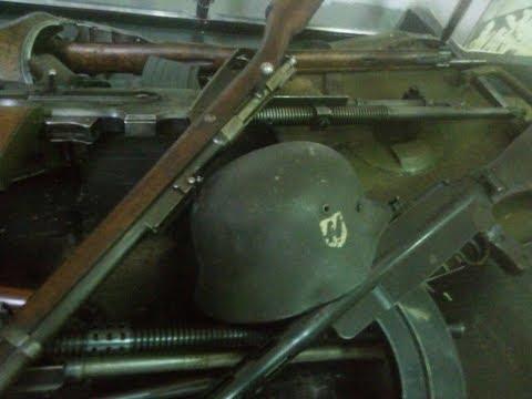 Смотреть Музей артиллерии в Питере онлайн