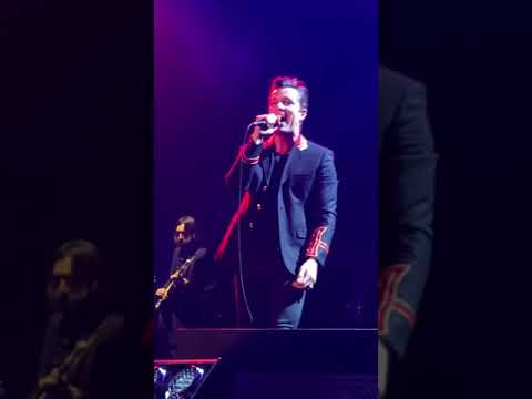 The Killers - This Charming Man by The Smiths - KROQ XMAS 2017