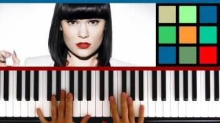 "How To Play ""Price Tag"" Piano Tutorial (Jessie J feat. B.o.B.)"