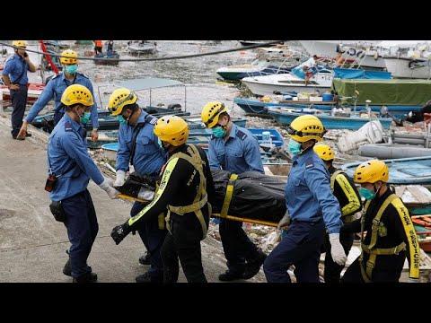 Hong Kong deita mãos à obra