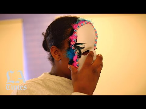 Inside L.A.'s Juvenile Detention System, Art Creates A Path For Change