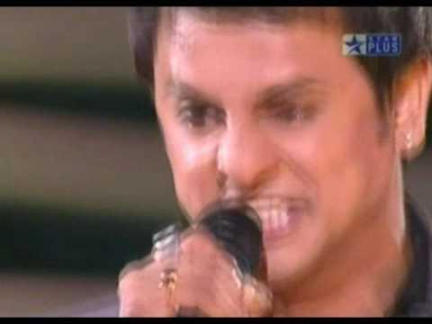 Sharib vs Ravi. (Amul music ka maha muqabla) DJ ROUND Yamma Yamma
