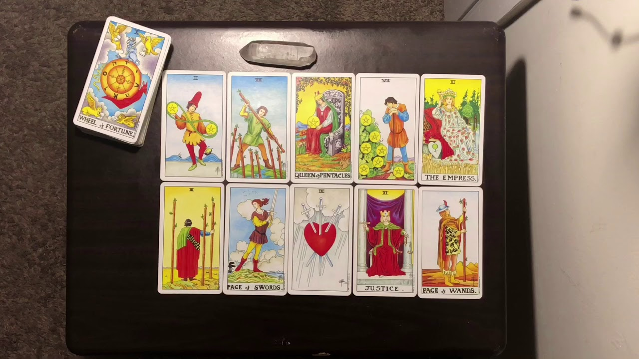 What Is Your Ex Doing? Aries Sun/Moon/Rising Tarot Reading