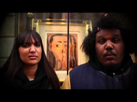 Michael Christmas - Jackie Brown ft. Manu Manzo [Official Video]