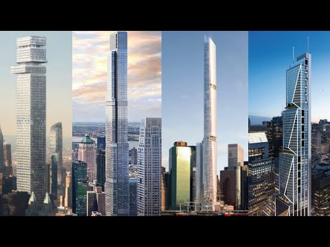 Future New York 2030: Tallest Under Construction And Proposed Projects