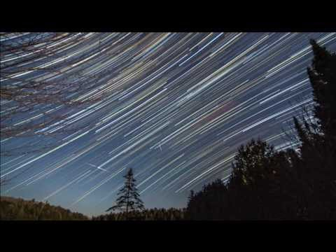 Lyrid Meteor Shower 2013
