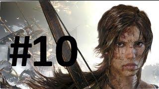 Tomb Raider HD 1080p Gameplay Walkthrough Part 10 - Instant Torch!