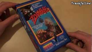 Dawn of the Dead | Zombie | VHS  | Marketing Film [Ger]