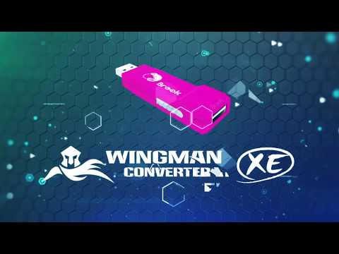 【Brook Gaming】Wingman XE - Extrem Converter for PS4 & PS3