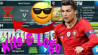 Download How To Import Portugal Logo And Kits In Dream