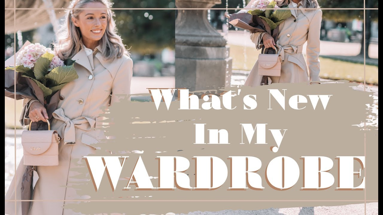 [VIDEO] - WHAT'S NEW IN MY WARDROBE // For Autumn / Fall / October 2019. // Fashion Mumblr 2