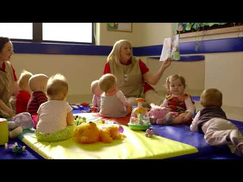 Infant Classrooms -- The Primrose Schools Experience