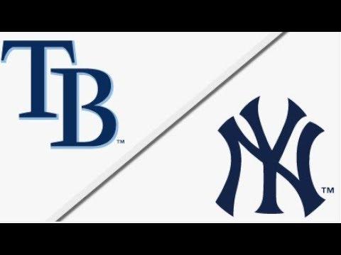 Tampa Bay Rays vs New York Yankees   Full Game Highlights   4/4/18