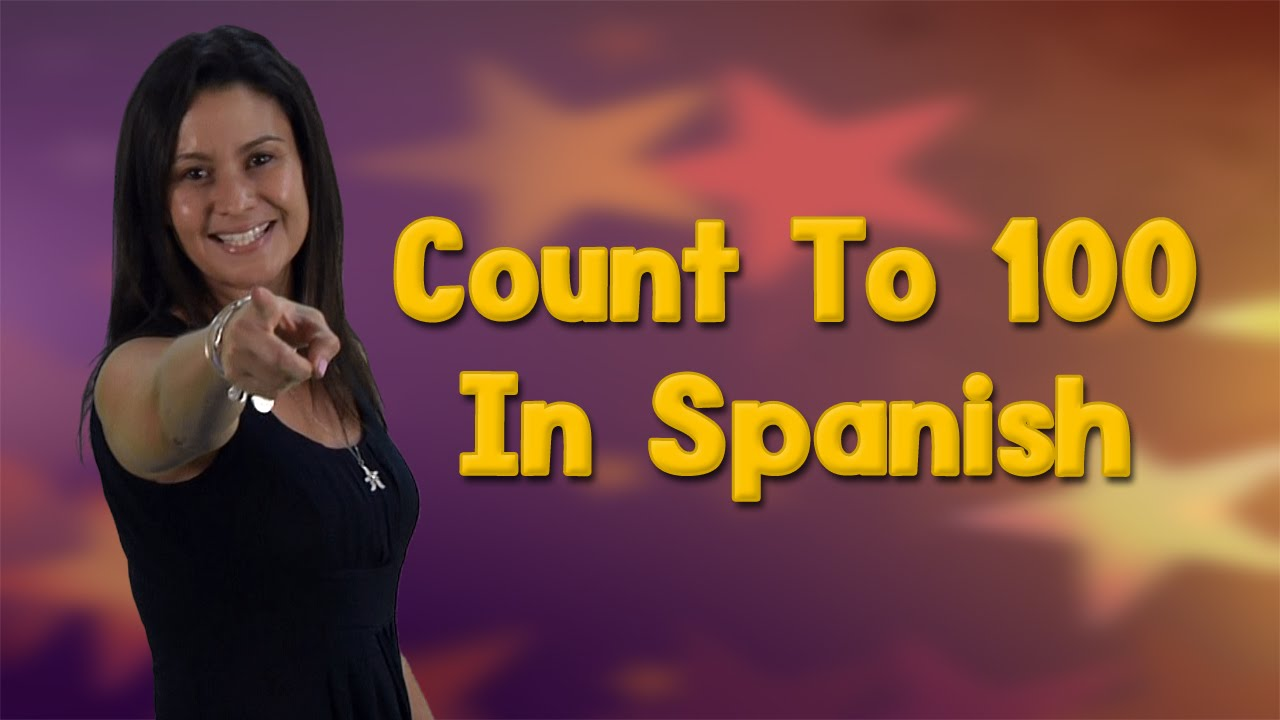 Learning Spanish Counting In Spanish 1 100 Count To 100 Jack Hartmann You