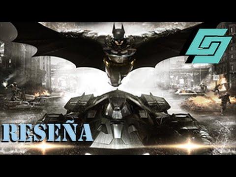 Reseña - Batman: Arkham Knight