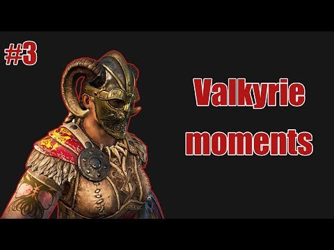 [For Honor] Захват территорий #3   Валькирия
