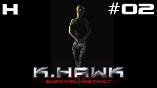 K-Hawk Survival Instinct Walkthrough Part 02