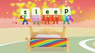 Alphablocks : Sleep - Series 4 - Episode 06