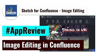 AppReview - Sketch for Confluence - Image Editing
