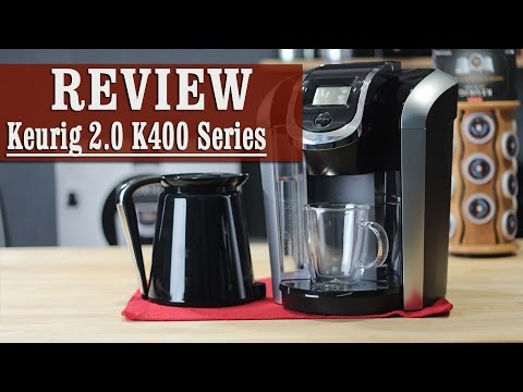 keurig 20 review k400 series coffee maker with carafe - Keurig Coffee Maker Reviews