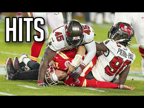 NFL Brutal Hits of the 2020-2021 Season || HD Part 3