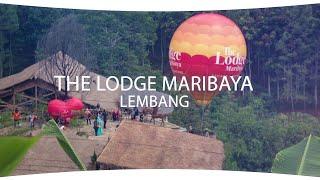 THE LODGE MARIBAYA - Lembang, Bandung