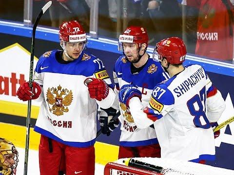 Чемпионат мира по хоккею 2012  Все игры Сборной России